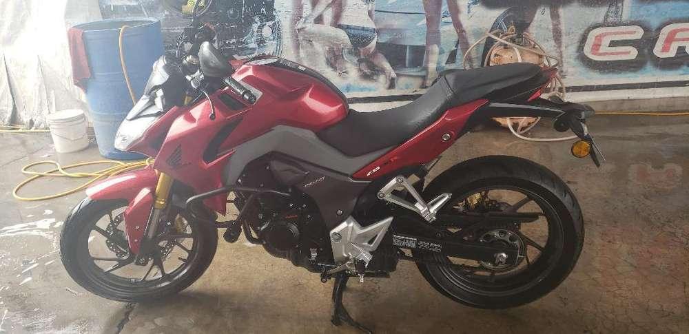 Se Vende Moto Honda Cb190r