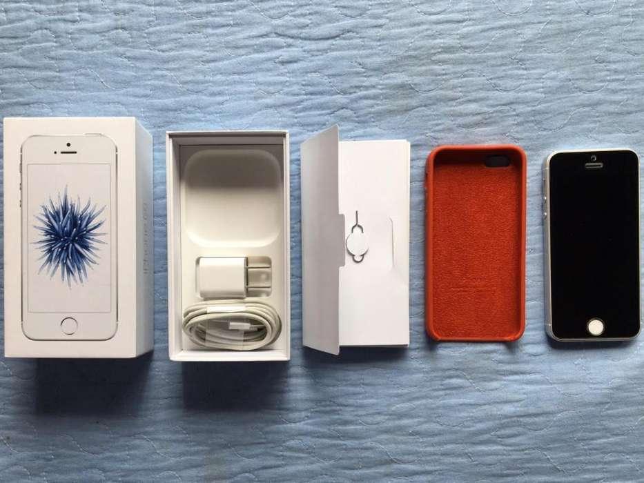 Se vende iPhone Se 32gb - Silver