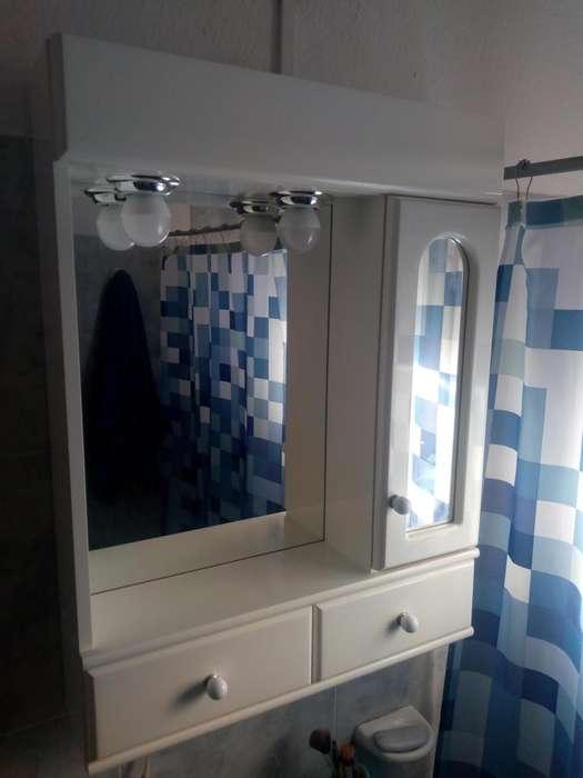 Botiquín de baño