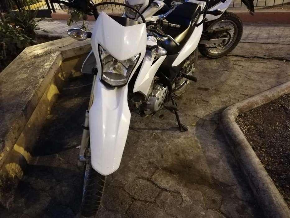 Moto <strong>honda</strong> del 2015