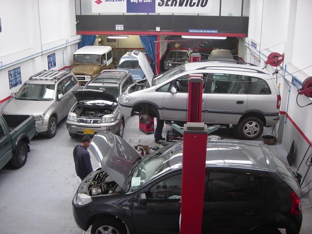 TALLER AUTOMOTRIZ VENDO PRADO VERANIEGO