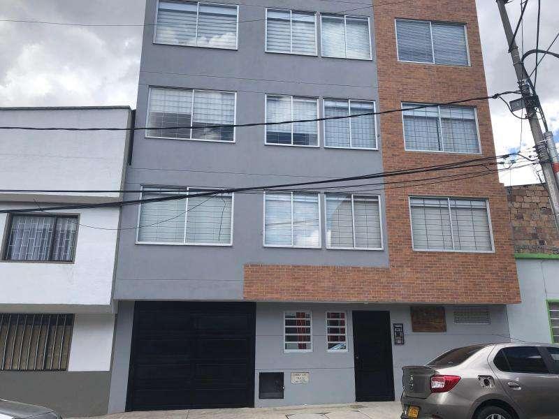 Apartamento En Venta En Bogota Julio Florez Cod. VBDOL10111564