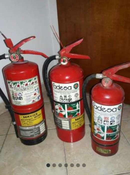 Mata Fuegos 5 Kg