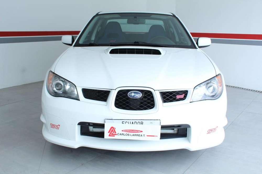 Subaru Impreza 2006 - 30000 km