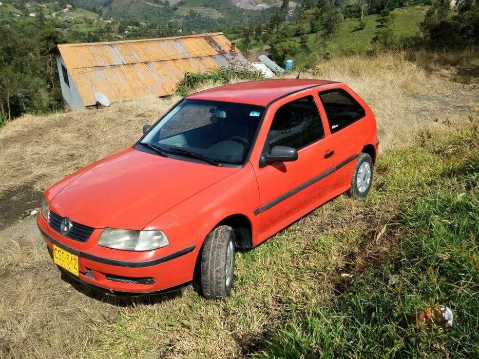 Volkswagen Gol 2001 - 170000 km