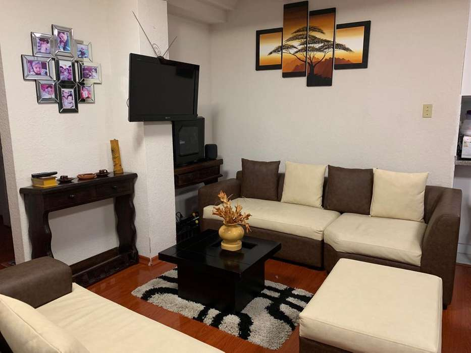 departamento en venta localizado en la nogales sector del inca