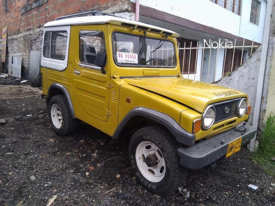 Daihatsu F20 1980 - 125 km