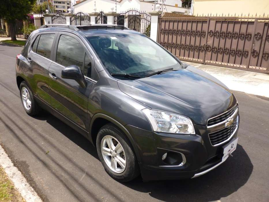 Chevrolet Tracker 2015 - 62000 km