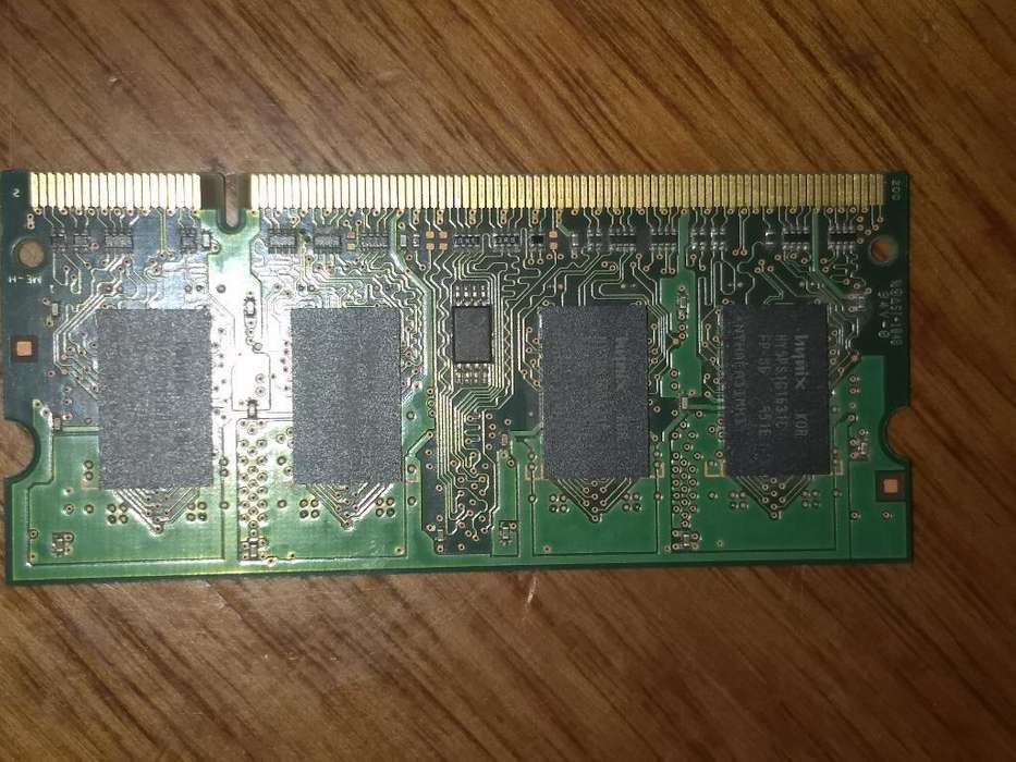 Memoria Ram 1 Gb Ddr2