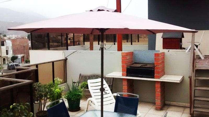 Departamento en la Molina cod k 206 duplex 5 cuarto 2 terrasas