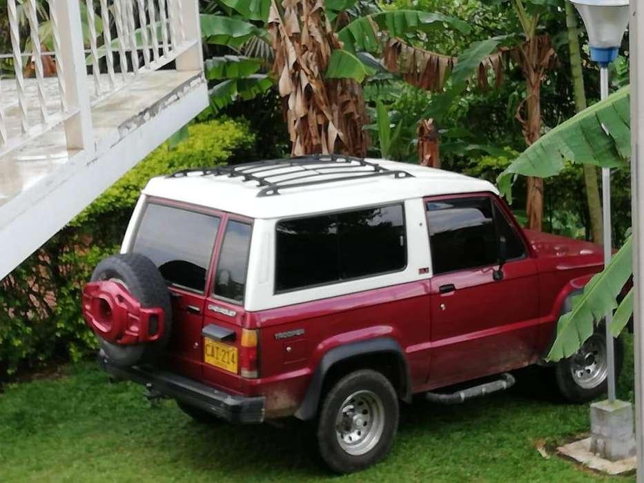 Chevrolet Trooper 1990 - 252500 km