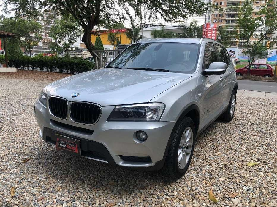 <strong>bmw</strong> X3 2014 - 86880 km