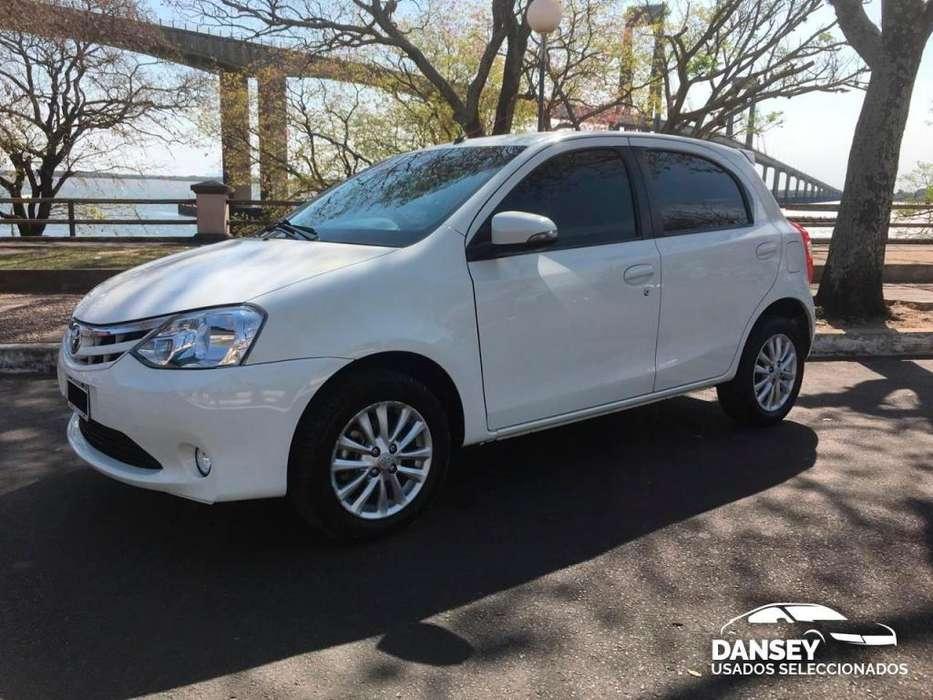 Toyota Etios 2014 - 90200 km