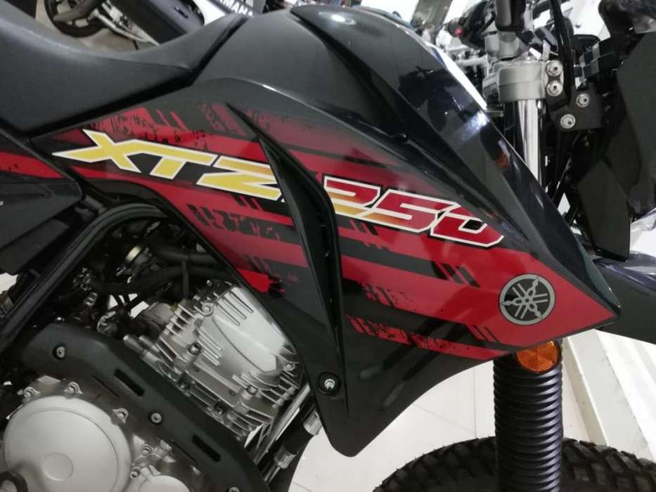 MOTO YAMAHA XTZ 250 2019 OKM