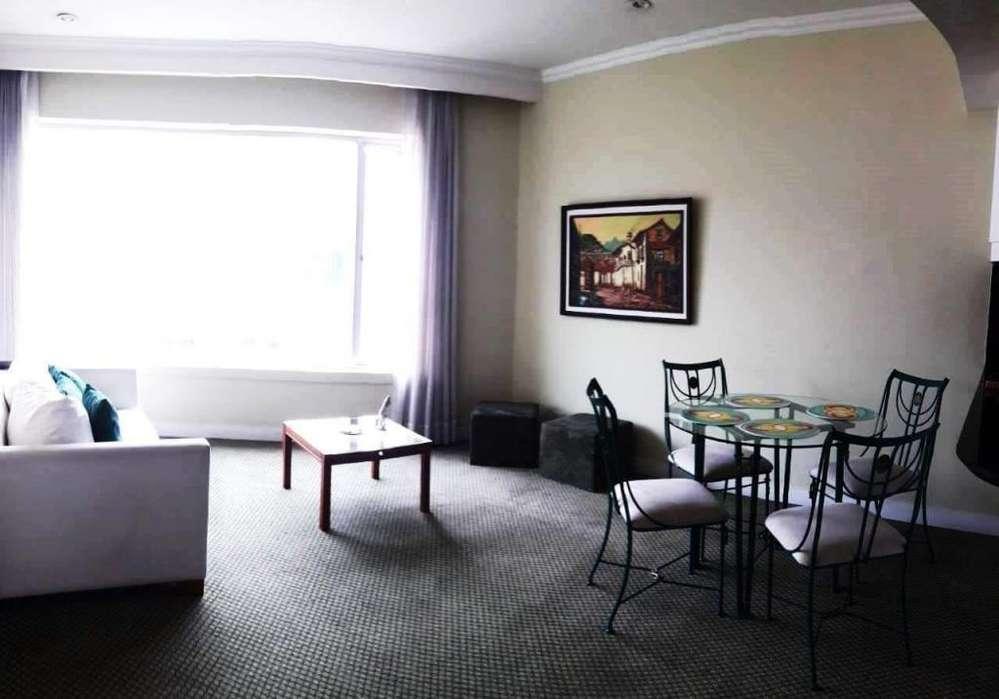 Hermosa Suite amoblada Hotel Marriot Quito Renta