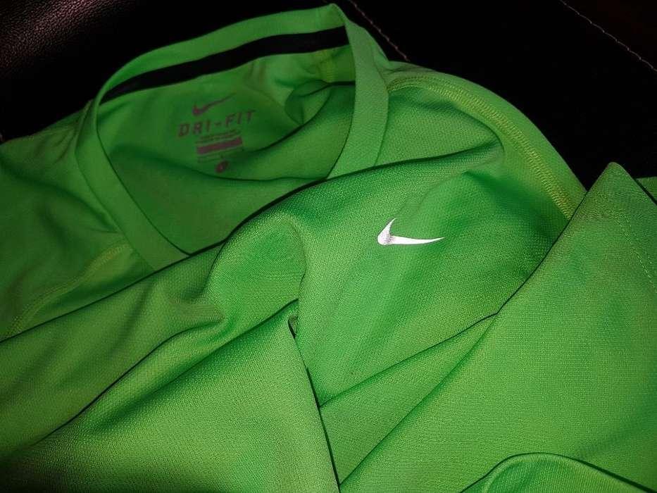 Remera Nike Nueva Original Large Hombre