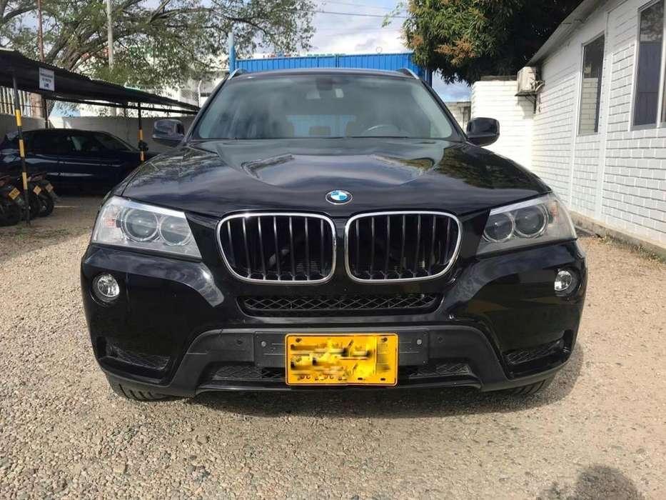 BMW X3 2014 - 72690 km