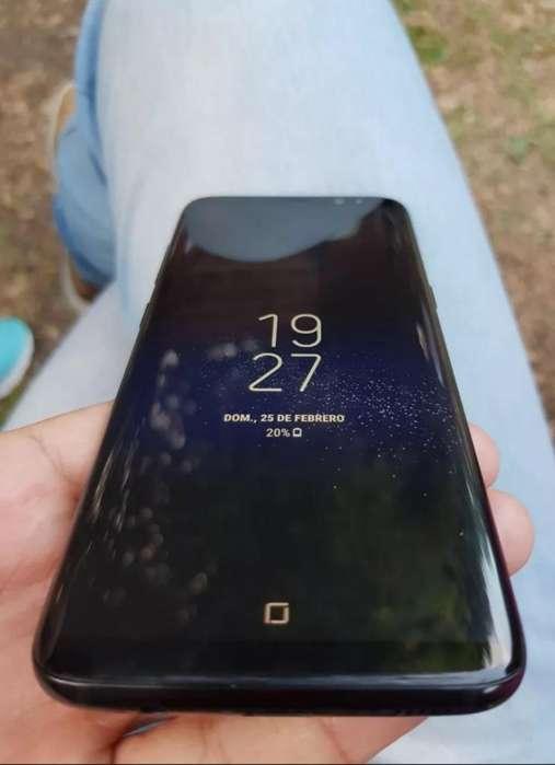 Vendo Samsung S8 de 64 Gb Libre de Fabri