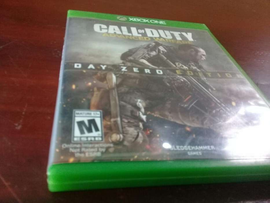 Juego Fisico para Xbox One en Buen Estad