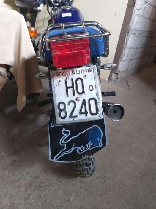 Vendo Moto Daitona Al Dia 500