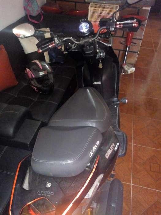 Vendo Moto Auteco Agility