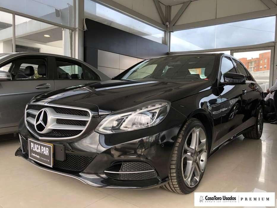 Mercedes-Benz Clase E 2016 - 27000 km