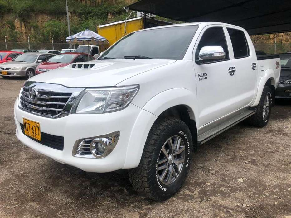 Toyota Hilux 2015 - 55000 km