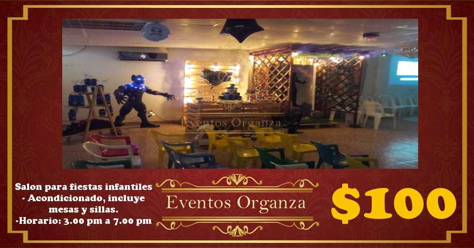 25126d3b1 Sauces 8 Salón de Eventos, Carpas, alquiler sillas, mesas, fiesta infantil,