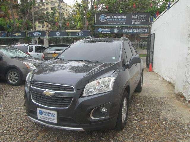 Chevrolet Tracker 2015 - 69600 km
