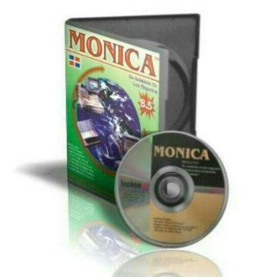 Soporte Técnico Monica 8.5