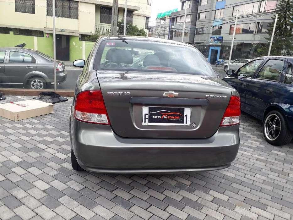 Chevrolet Aveo 2011 - 170000 km