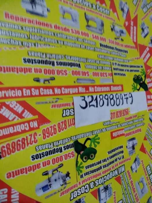 Mantenimiento Cel 3218988979 Maquinas
