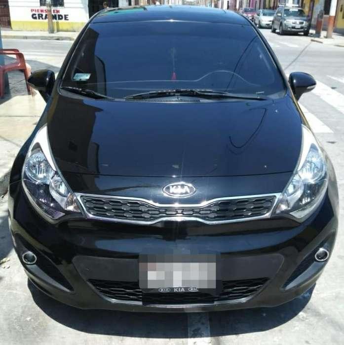 Kia Rio Hatchback 2011 - 88000 km