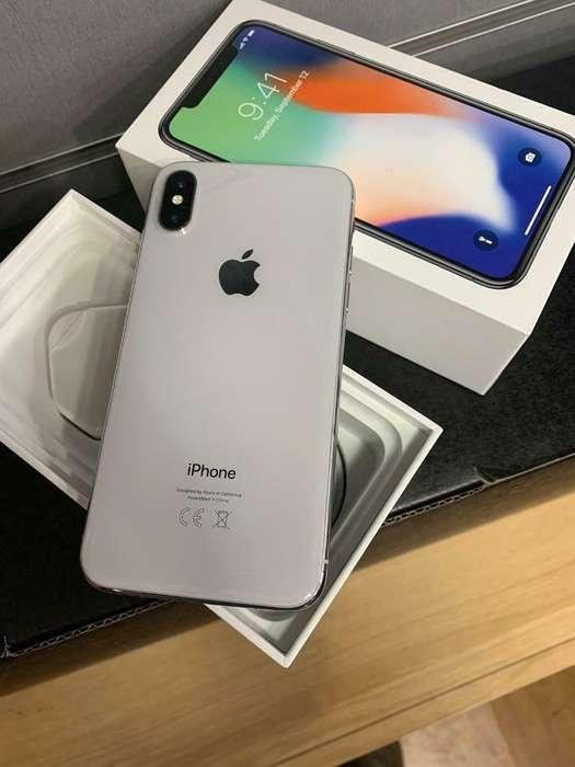 Apple iPhone X 256Gb nuevo en caja
