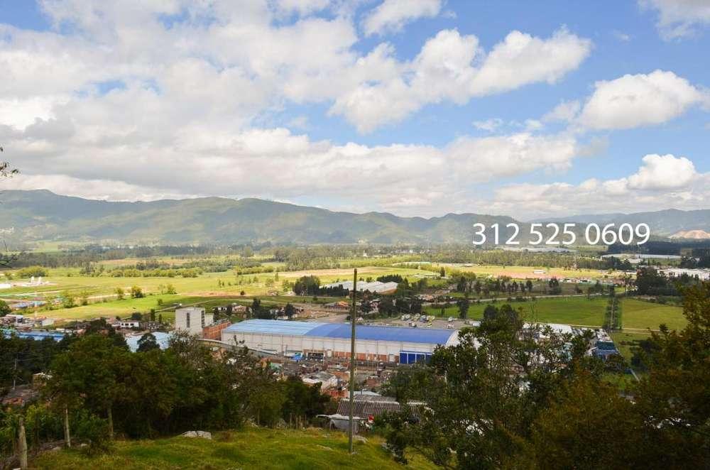 Vendo Lote Sopo Vista Panorámica Parte Alta Sector Residencial Campestre