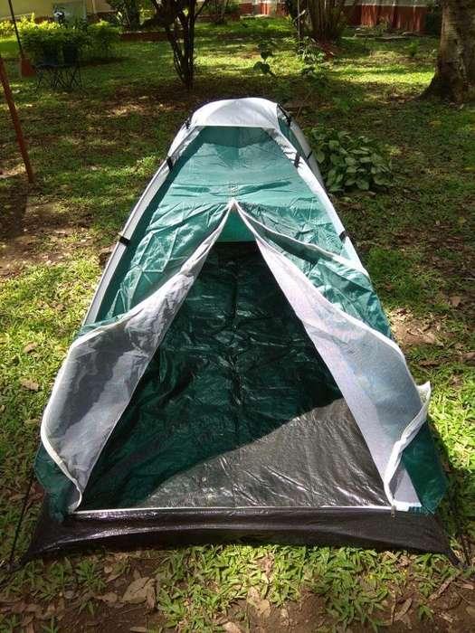 Excelente combo para camping 2 personas muy completo
