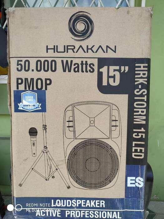 Parlante Huracan 50000w