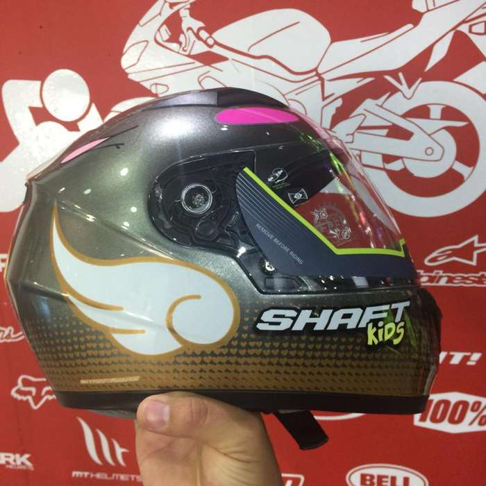 CASCO SHAFT SH 529 KIDS 26 MOTORSP33D HJC ICON MT SHOX SHAFT BELL AGV