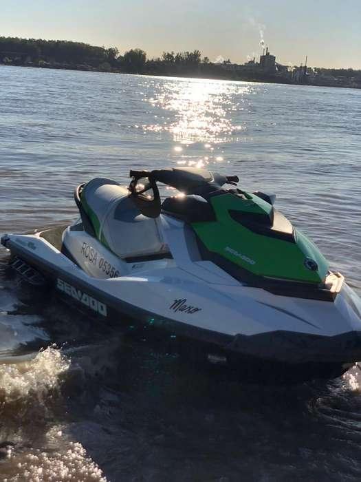 Moto de Agua Sea Doo Gti 130