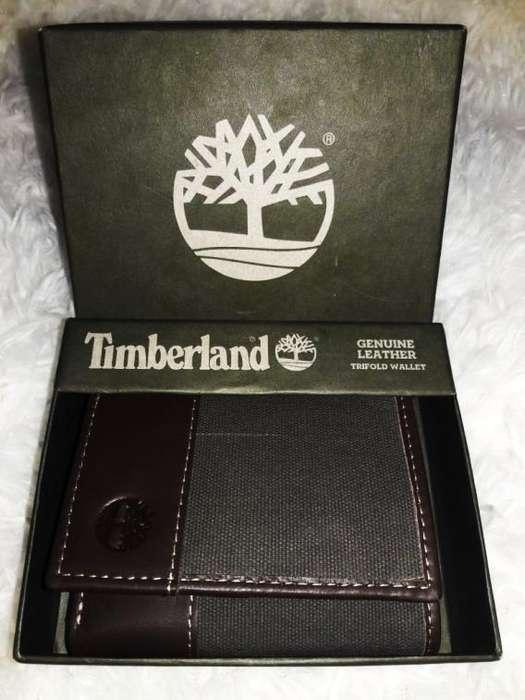 Billetera Timberland Original traido de USA