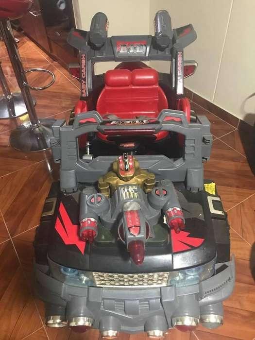 carro para niño a bateria