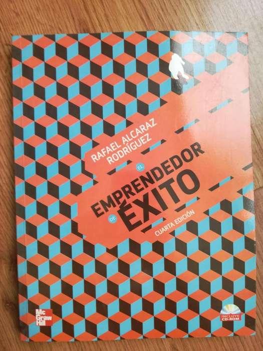 El Emprendedor de Éxito Rafael Alcaraz R. Cuarta Edición MGH.