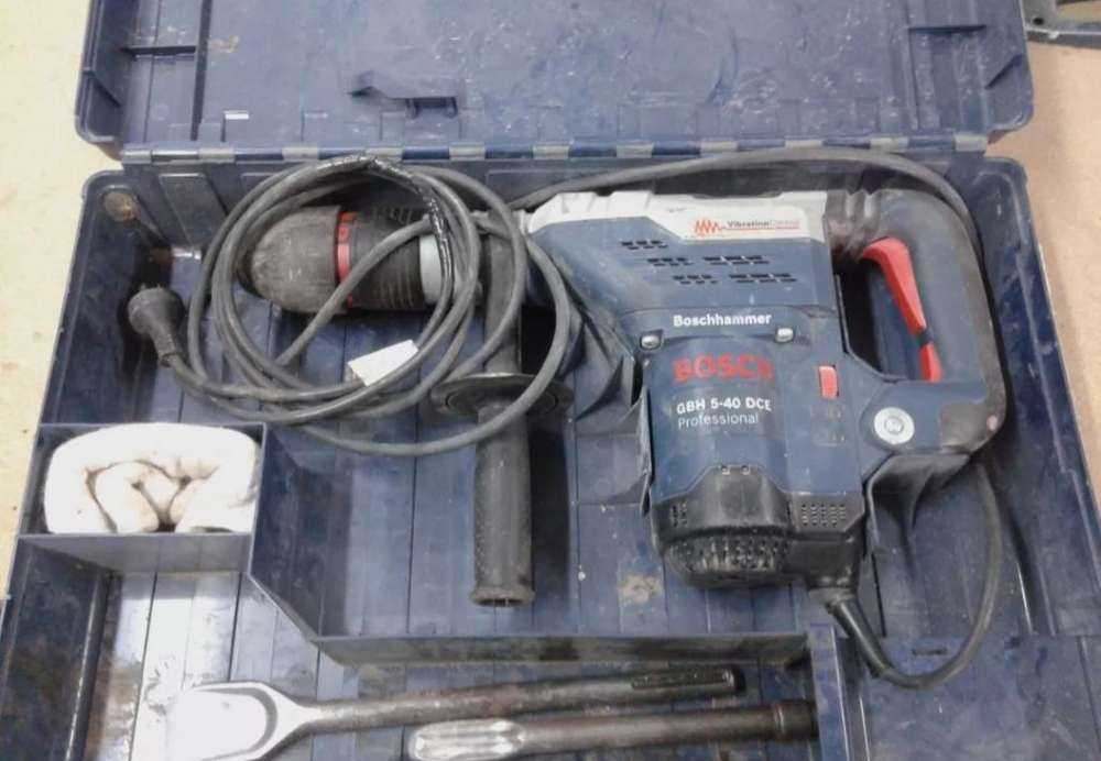 roto Bosch Gbh 5-40dce 2opiniones