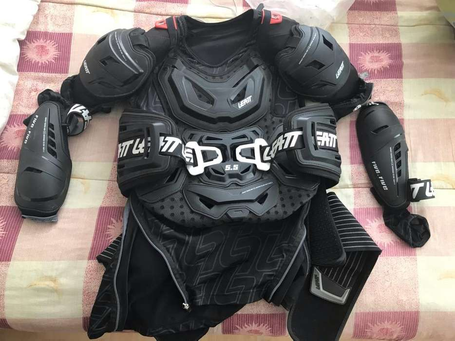 Pechera Leatt 5.5 Proteccion Motocross