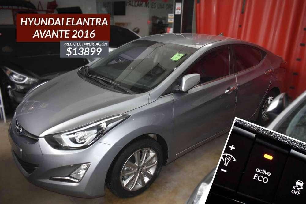 Hyundai Avante 2016 - 36985 km