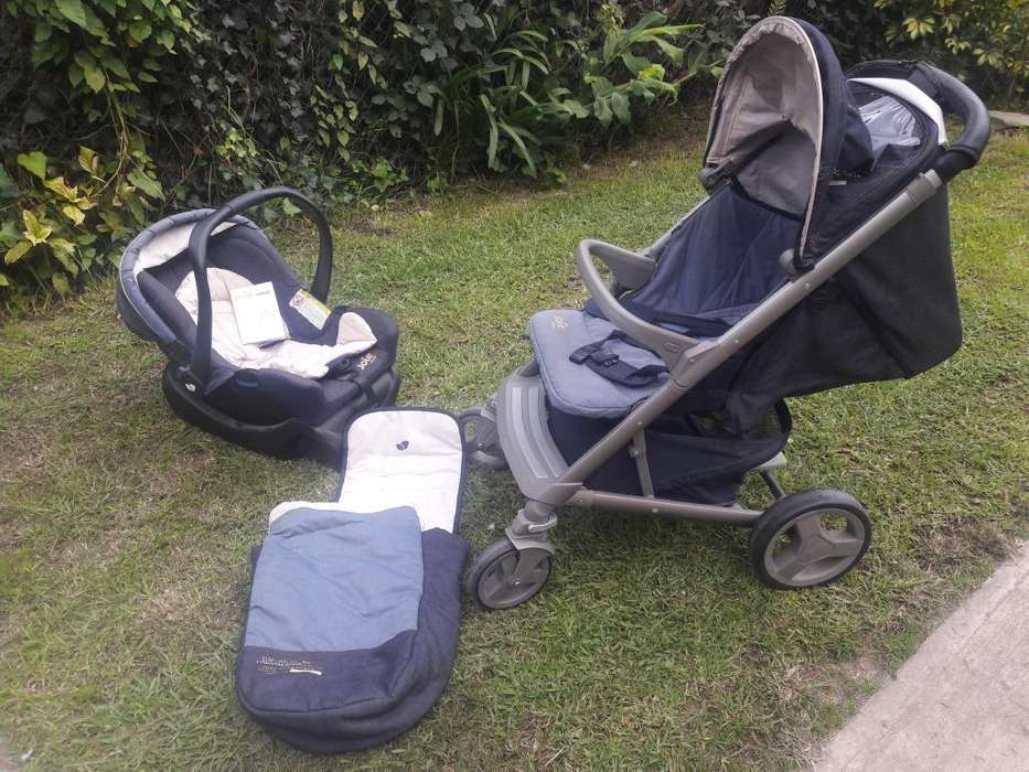 COMBO PRACTICUNA CARESTINO / CARRITO JOIE INFANTI