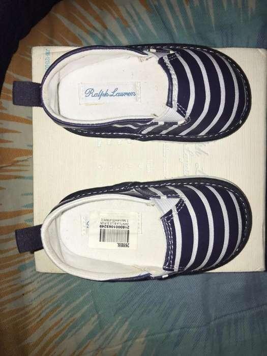 Zapatos Niño Ralph Lauren de 6 a 12 Mese