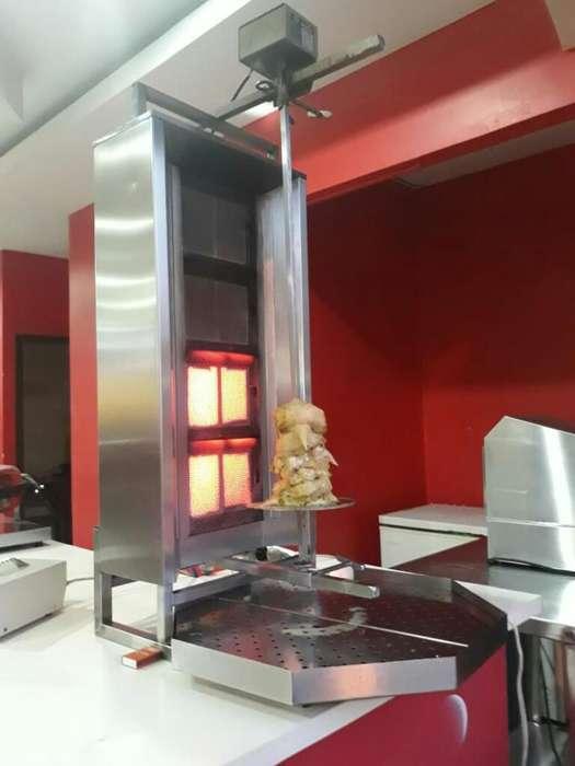 Vendo Grill Shawarma