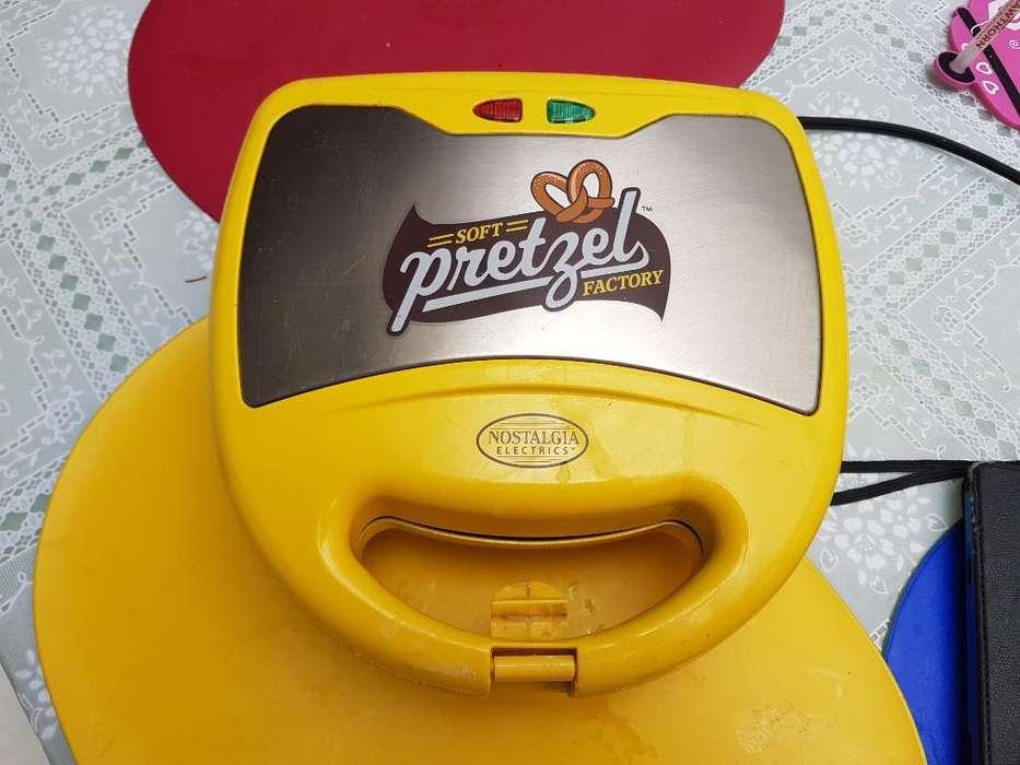 Maquina para Pretzel