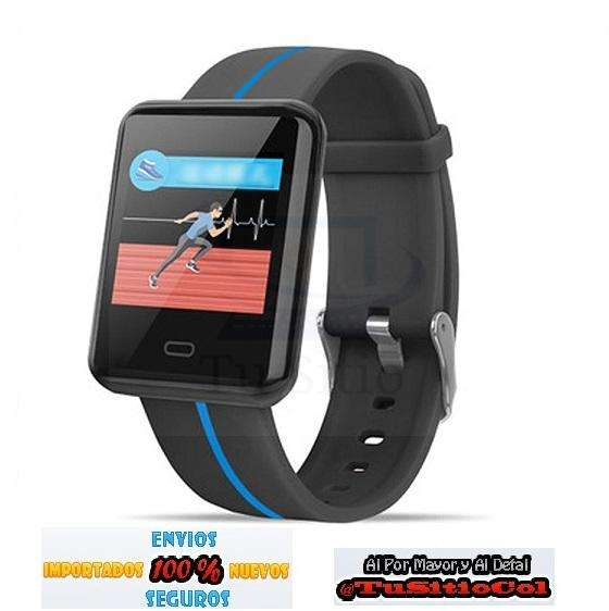 Envio Gratis Reloj Smart Fitness Tracker Presión Arterial Monitor De Ritmo Cardíaco